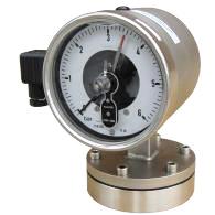 Manometers met chemical seal